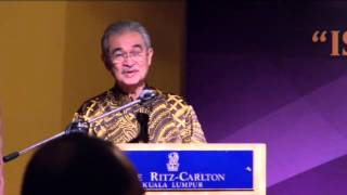 YBhg Tun Abdullah Badawi's address at Peace and Security Forum 2013