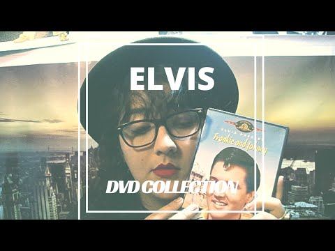 - Elvis DVD Collection -