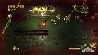 Burn Zombie Burn Gameplay