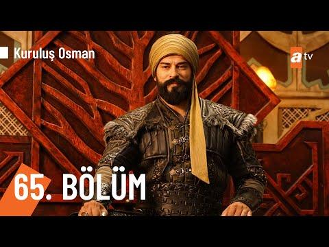 Kuruluş Osman 65. Bölüm @atv
