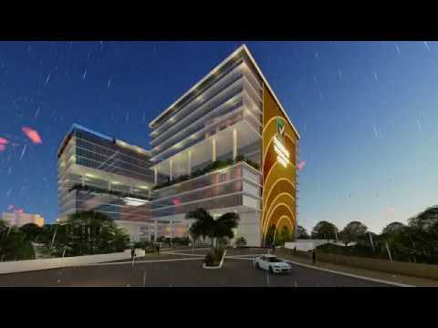 Proposed Commercial Development For Vaishanavi Group At Venkatala,Bangalore By PTN Architects