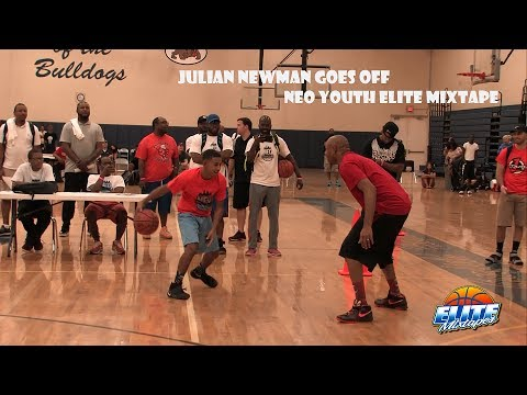 5'7 Julian Newman STEALS The Show! NEO Youth Elite 2017