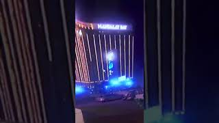 Latest Muzzle Flash from Las Vegas Mandalay Bay Hotel Shooting