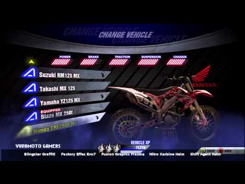MX vs ATV Alive - WDLCS: New Graphics Kits & Helmets