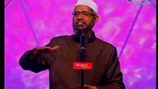 Allah ko Sceince ke zareye sabith kijeye -- Dr  Zakir Naik Jawab