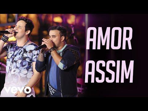Matheus & Kauan - Amor Assim (Na Praia 2 / Ao Vivo)