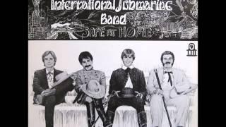 The International Submarine Band - Safe At Home (1968) (includes bonus tracks)