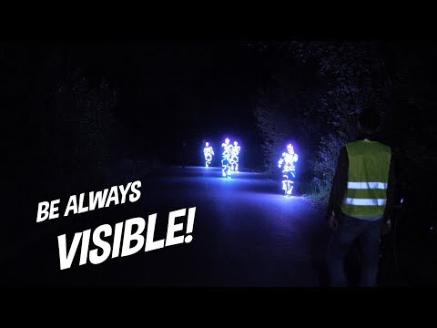 Be always VISIBLE!