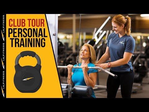 Personal Training | LA Fitness Club Tour