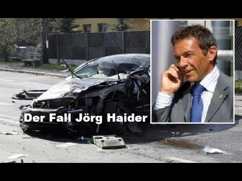 Jörg Haider Tod