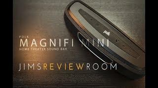 Polk MagniFi Mini FOOT LONG SOUNDBAR! – REVIEW