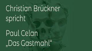 """Paul Celan – """"Das Gastmahl"""" (1946/47)"""
