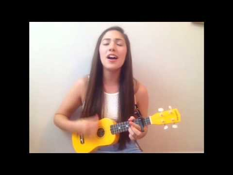 Your Biggest Fan Never Shout Never Ukulele Cover By Ashley Molina