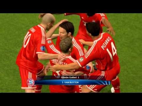 Daniel Van Buyten - FC Bayern München AG - great Goal - PES 2014 PC