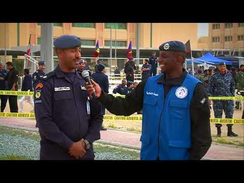 Day 05 AM  KUWAIT SWAT TEAM POLICE 2017
