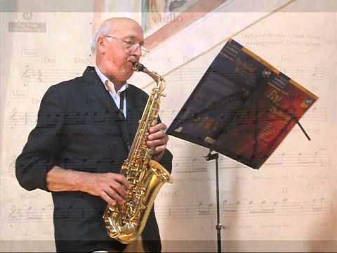 HELLO, Lionel Richie. Studio Sax alto: Giovanni Vianini, Milano, Italia.