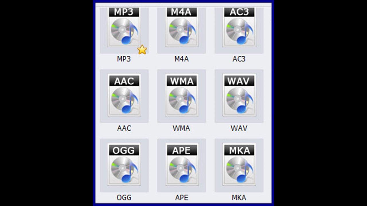 Como Converter Arquivos de Audio de Qualquer Formato para