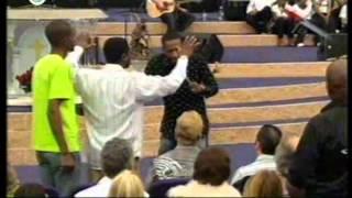 Prophecy for Rev  Johnson from Prohet Uebert Angel