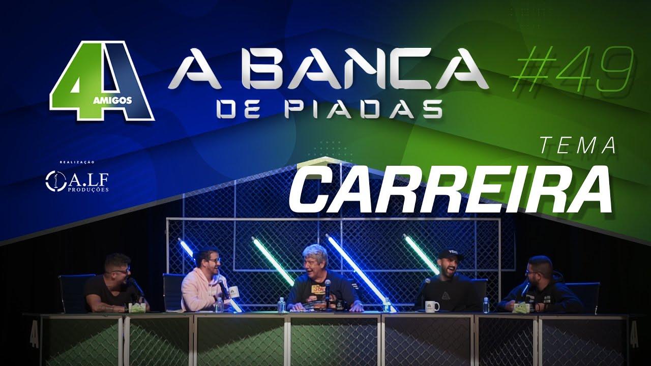 BANCA DE PIADAS - CARREIRA - #49 Participação Joel Santana