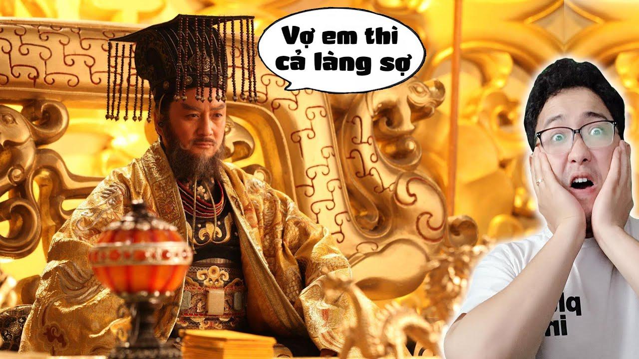 5 Vị Vua, Tể Tướng Sợ Vợ Đến Mức... Liệt Dương !!