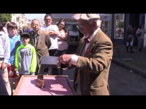 Easter Fair and Parade on Union Street -  3 27 2016