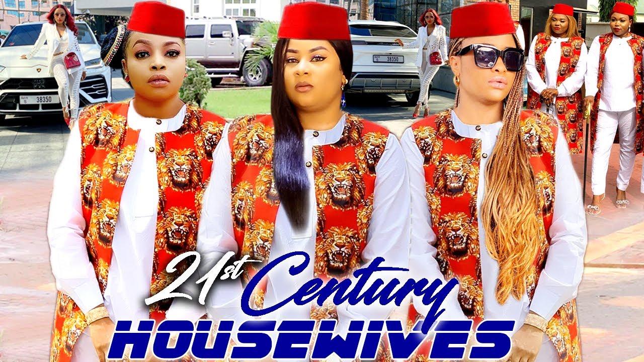 Download 21ST CENTURY CITY HOUSEWIVES 1&2 (Uju Okoli) 2021 Nigerian Movies African Movies