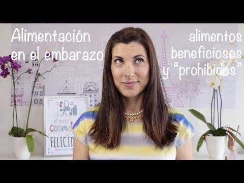 Alimentaci n en el embarazo alimentos beneficiosos y prohibidos youtube - Embarazo y alimentos prohibidos ...