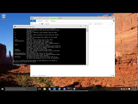 Windows 10 And 8.1 Disk Check and Repair Techniques