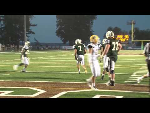Bemidji State University Football Takes On Augustana - Lakeland News Sports - September 7, 2015
