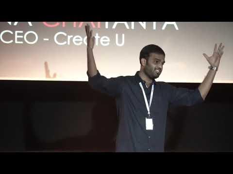 Life is a test we didn't study for! | Crisna Chaitanya Reddy | TEDxSreyasInstitute