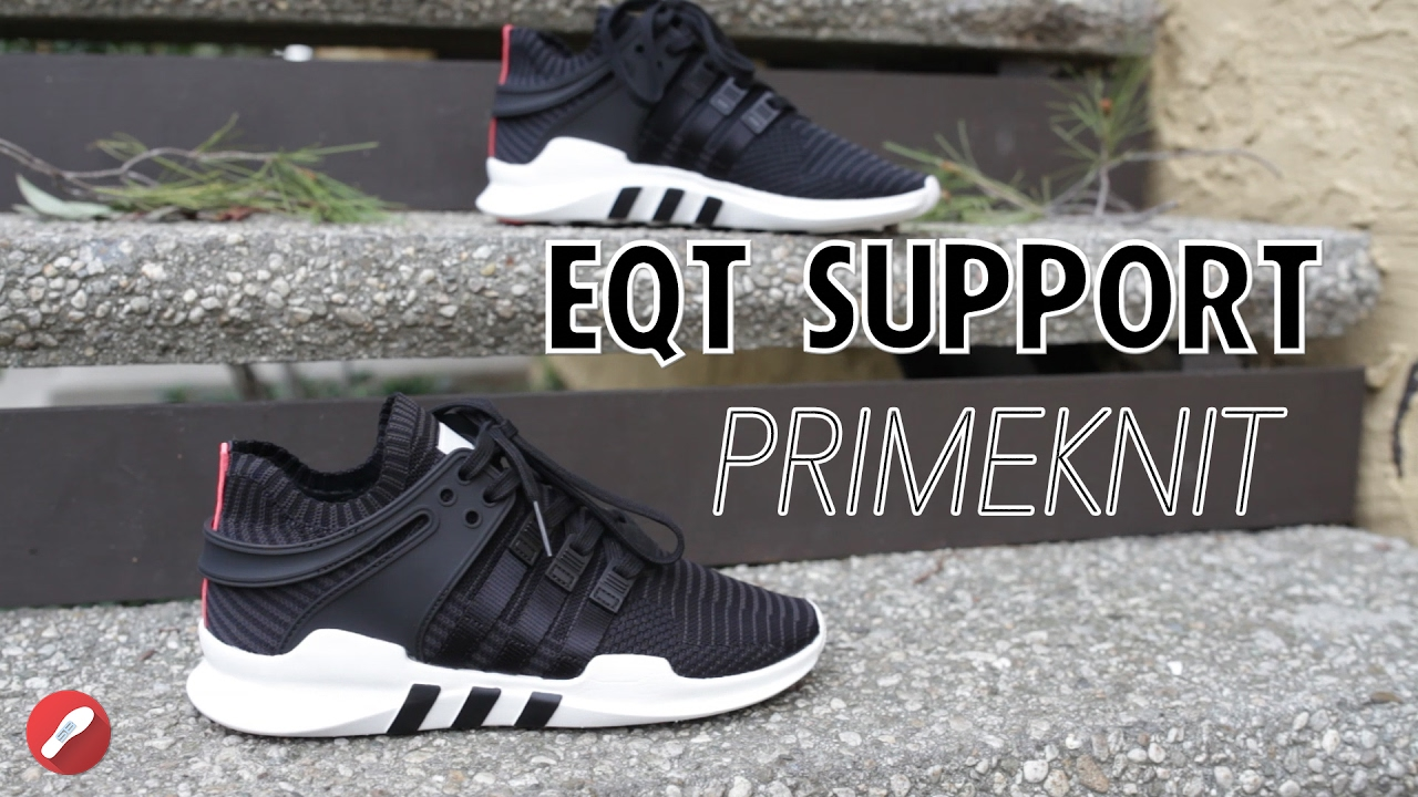 How the adidas EQT Support ADV Primeknit Cheap EQT