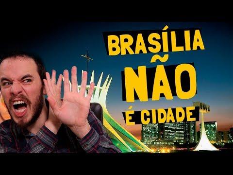 BRASÍLIA NÃO É UMA CIDADE e outras coisas sobre o Distrito Federal