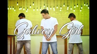 Ed Sheeran - Galway Girl Dance Choreography