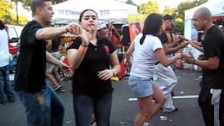 "Calle Orange ""salsa Guajira"" Orlando, Florida 10-24-2010 Cubanita1sensual"