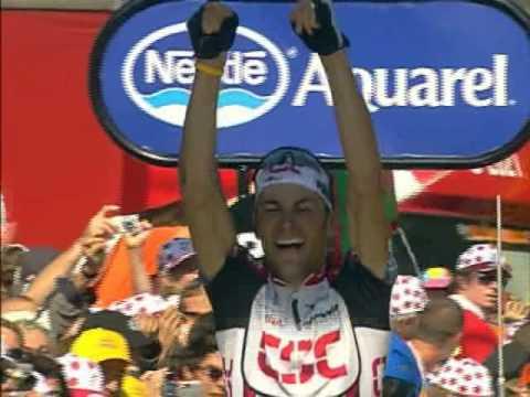 Cycling Tour de France 2004 Part 4