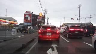 金石街道(石川県金沢市)(等速)