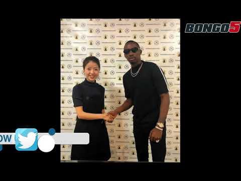 Jux apata dili la mamilioni China, Kupitia brand yake ya African Boy