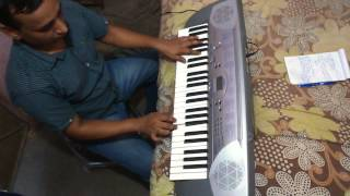 Chitthi aayi hai pankaj udhas on piano by Vijay Kumar