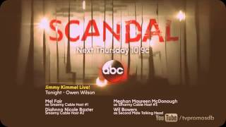 Scandal 3x03 Promo   Mrs  Smith Goes to Washington HD
