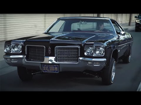 1971 Oldsmobile Delta 88 By Mario Barajas - LOWRIDER Roll Models Ep. 34