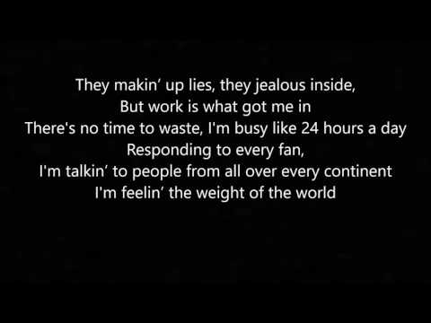 Want The World - By: Bazanji (Lyrics)