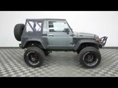 1987 suzuki samurai for sale youtube. Black Bedroom Furniture Sets. Home Design Ideas