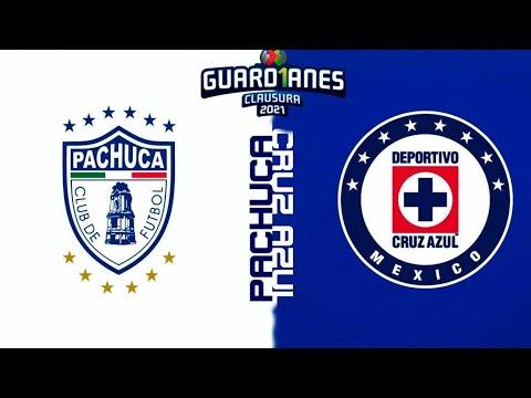Cruz Azul vs Tuzos Pachuca: LIVE Stream Online and Results (1-0)