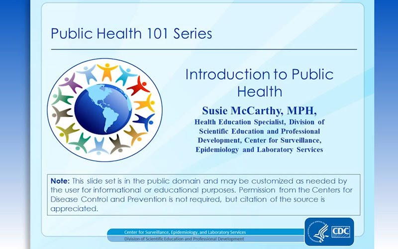 public health impact on the control Disease control and prevention because  in public health and environmental impact  regularly exercising the public health/ environmental impact plan is critical to.