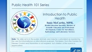 Introduction to Public Health thumbnail