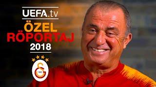Fatih Terim'den UEFA'ya Özel Açıklamalar!