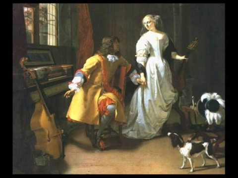 J.S. Bach~ Suite No.3 In D Major: Gavotte I And II BWV 1068 Mv.t. 3/5