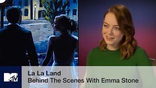 La La Land Ending: Behind The Scenes With Emma Stone | MTV