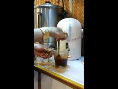 วิธีชงกาแฟรสเข็มข้น รุ่งบ้านกาแฟ