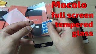 Защитные стёкла MOCOLO  для 2.5D экранов. Meizu M3 Note и Xiaomi Mi Note.